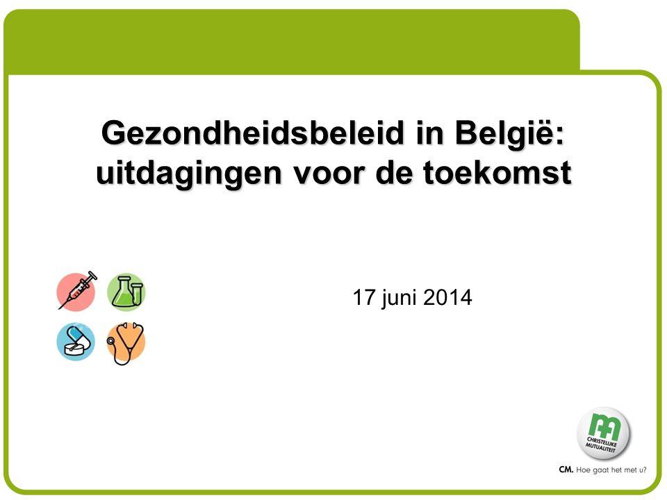Gezondheidsbeleid in België: uitdagingen voor de toekomst