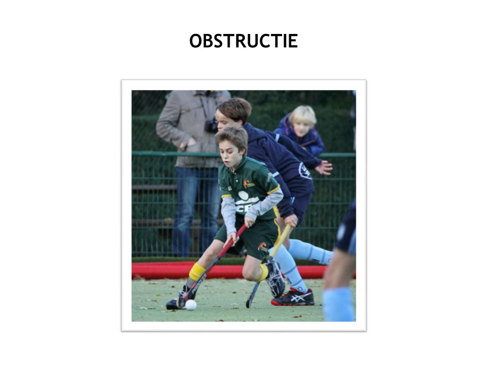 OBSTRUCTIE