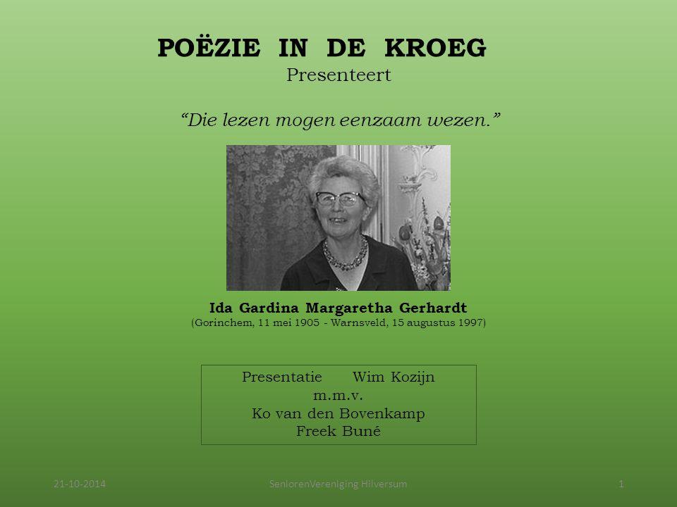 Ida Gardina Margaretha Gerhardt