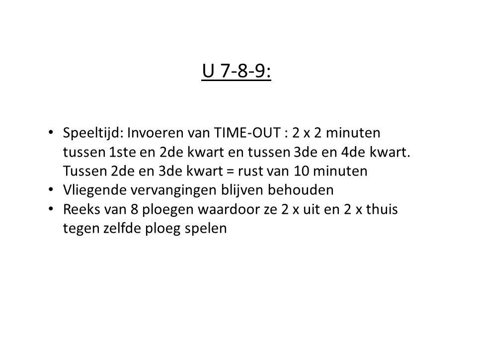U 7-8-9: