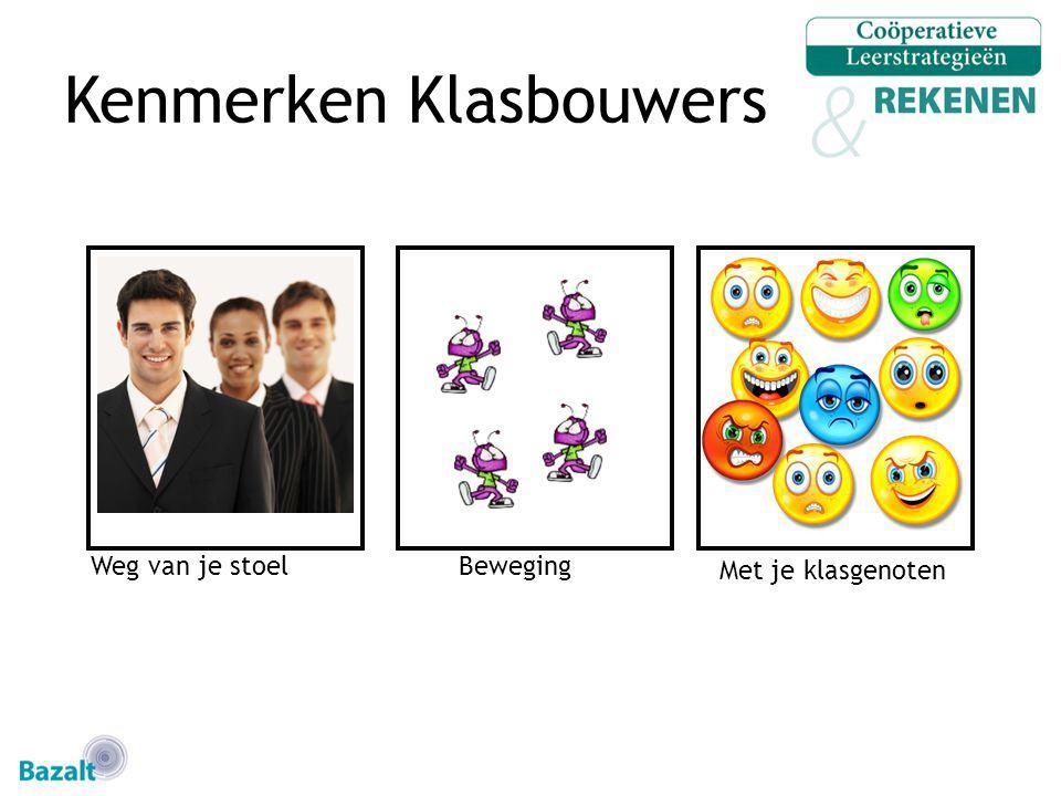Kenmerken Klasbouwers