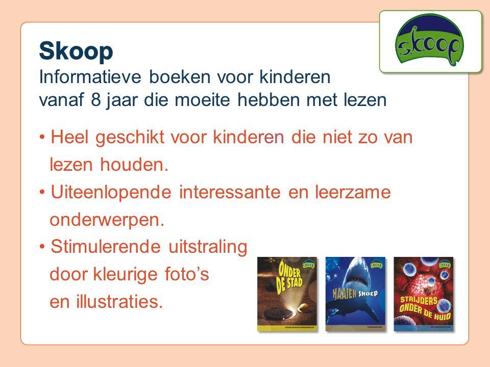 Skoop Informatieve boeken voor kinderen