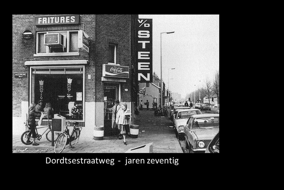 Dordtsestraatweg - jaren zeventig
