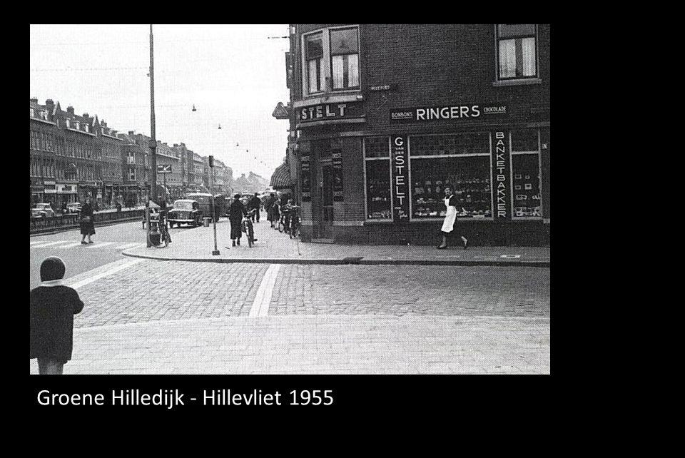 Groene Hilledijk - Hillevliet 1955