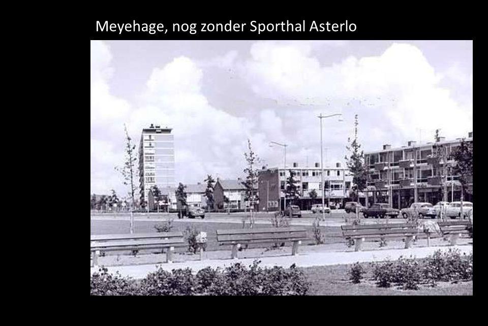 Meyehage, nog zonder Sporthal Asterlo