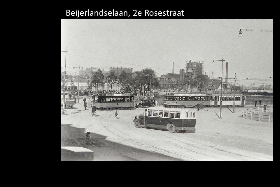Beijerlandselaan, 2e Rosestraat