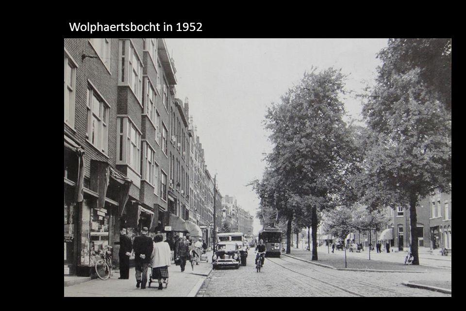 Wolphaertsbocht in 1952