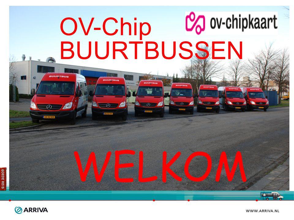 11 OV-Chip BUURTBUSSEN WELKOM