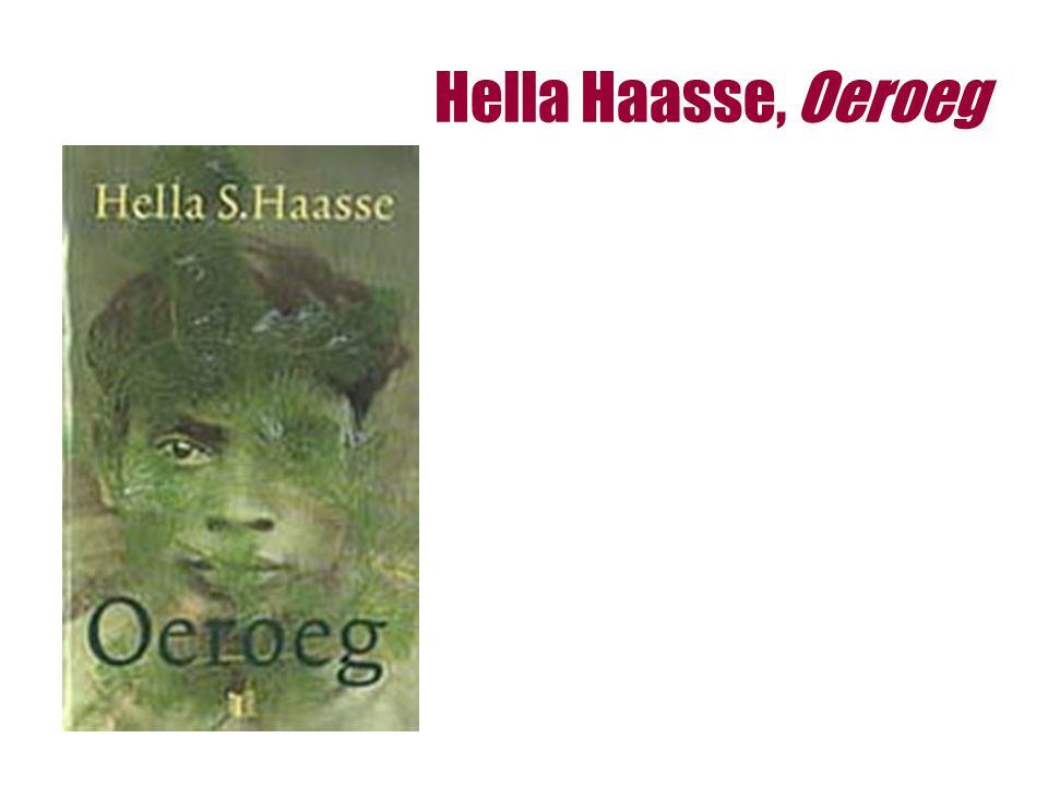 Hella Haasse, Oeroeg