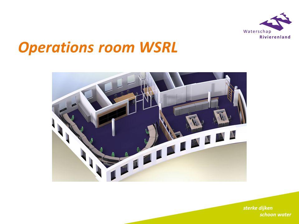 Operations room WSRL