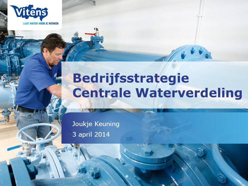 Bedrijfsstrategie Centrale Waterverdeling