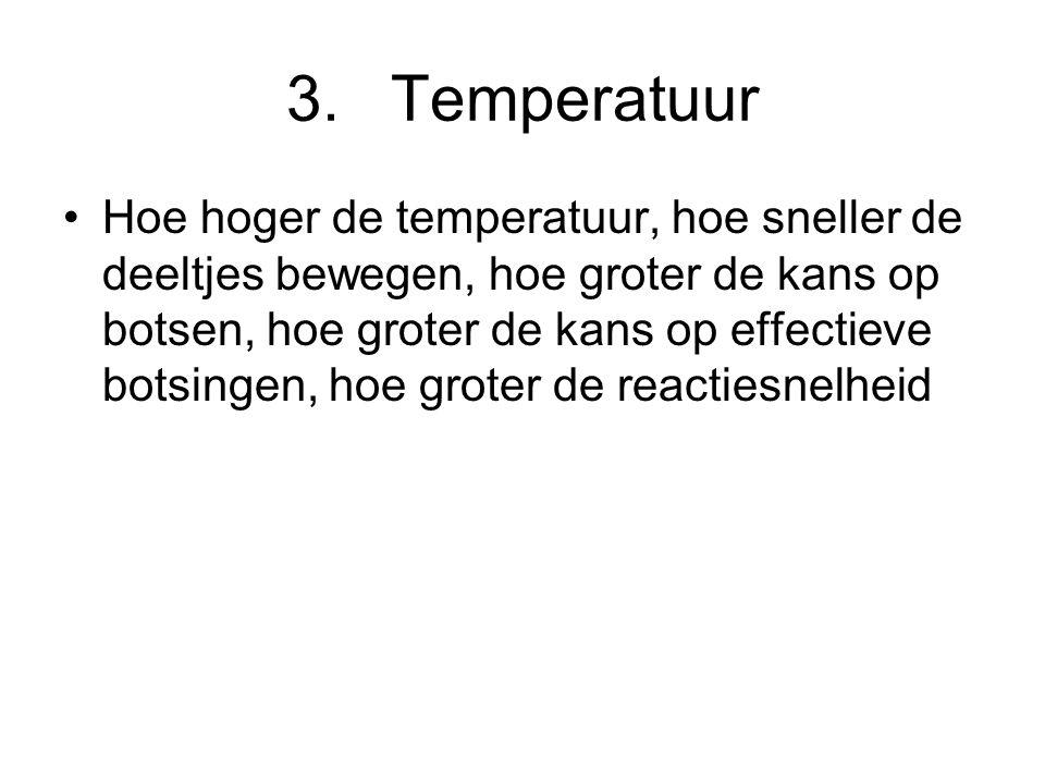 3. Temperatuur