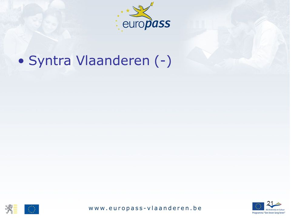 Syntra Vlaanderen (-)