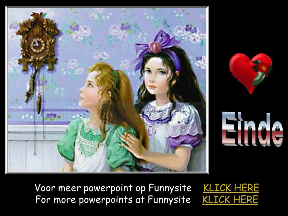 Einde Voor meer powerpoint op Funnysite KLICK HERE