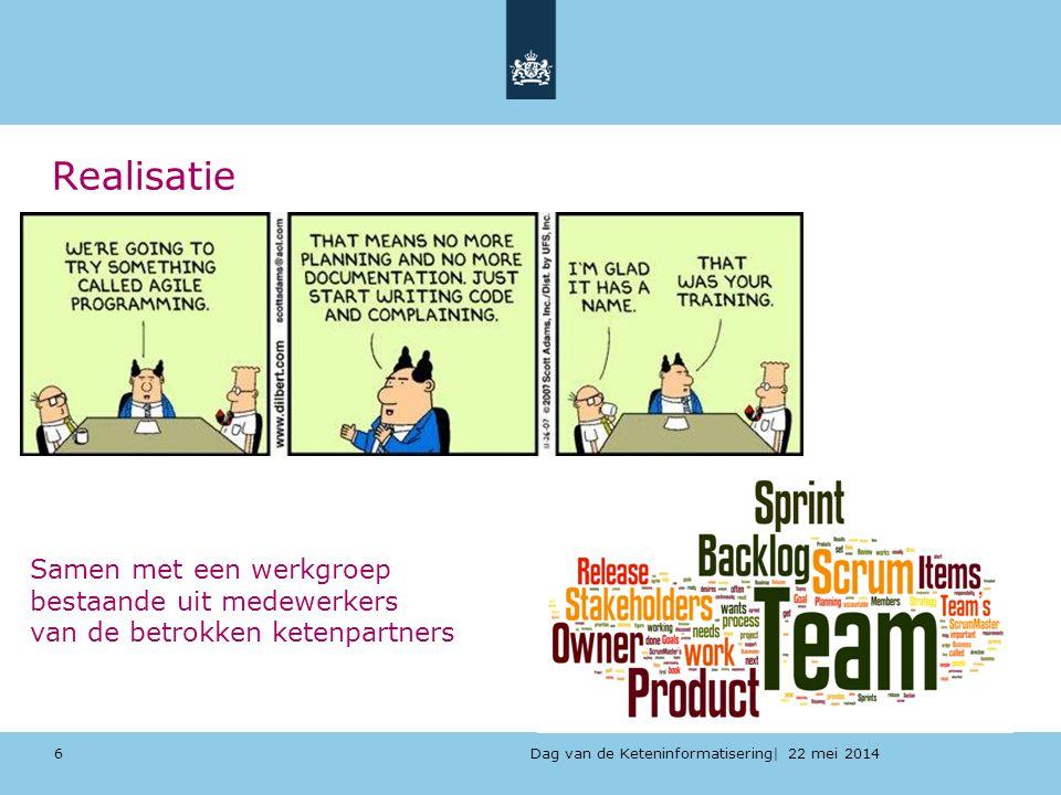 Realisatie Samen met een werkgroep bestaande uit medewerkers