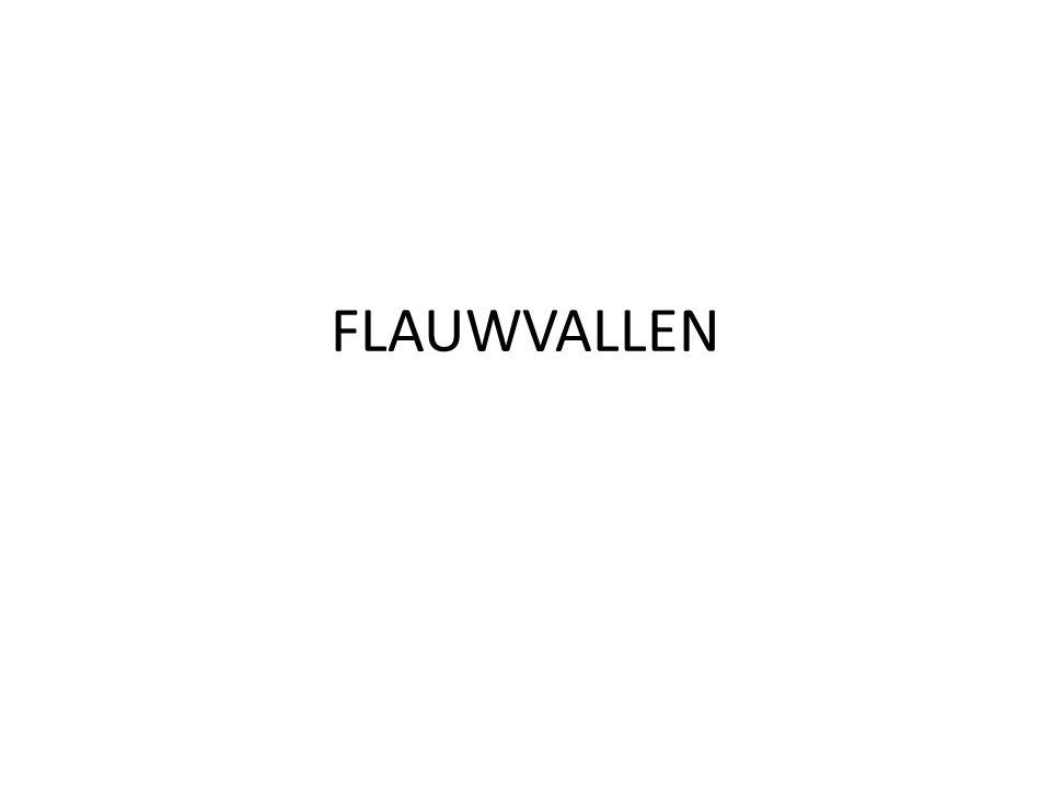 FLAUWVALLEN