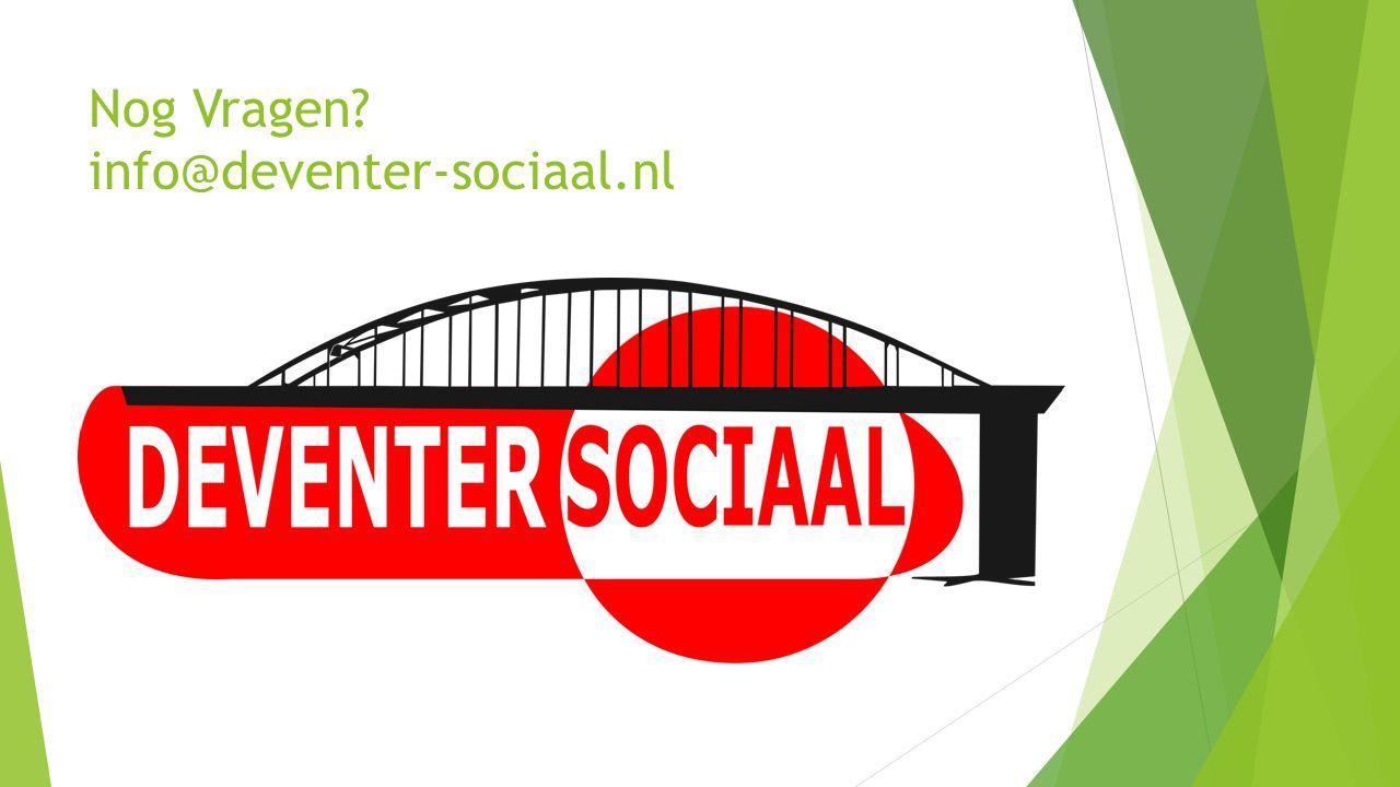 Nog Vragen info@deventer-sociaal.nl