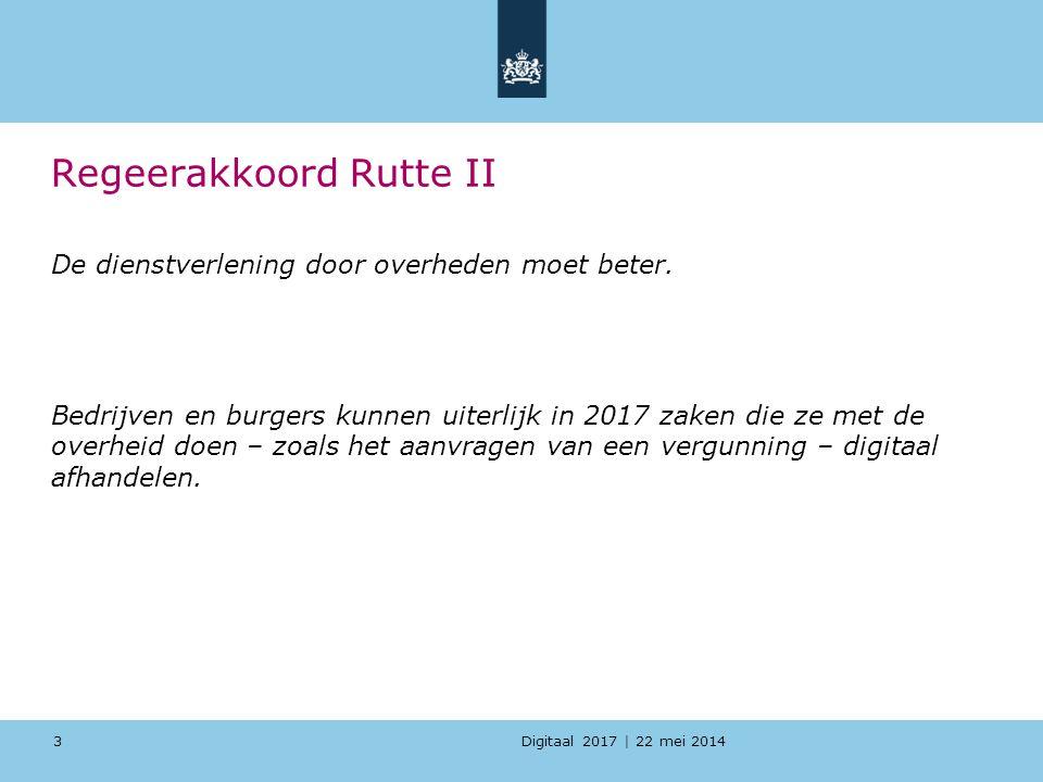 Regeerakkoord Rutte II