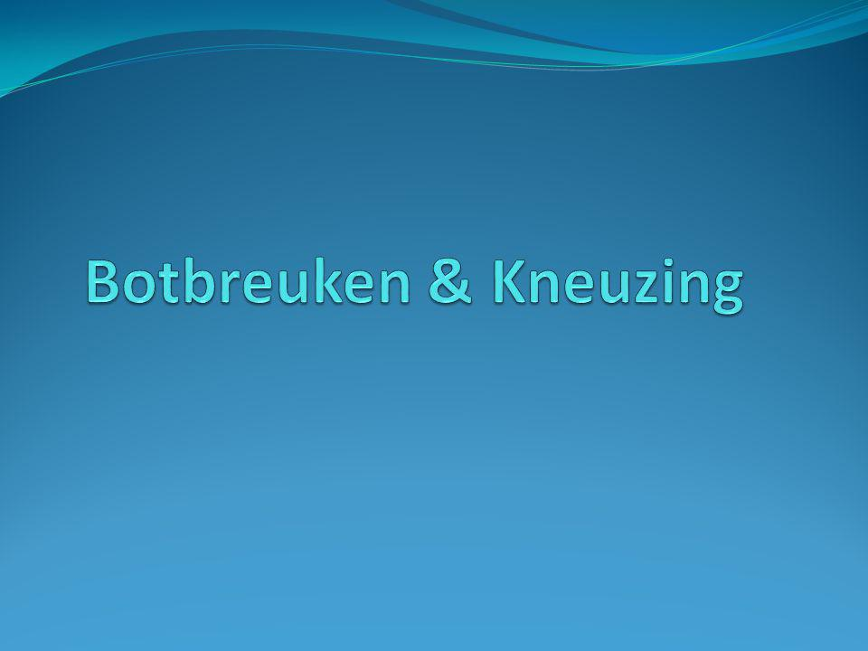 Botbreuken & Kneuzing