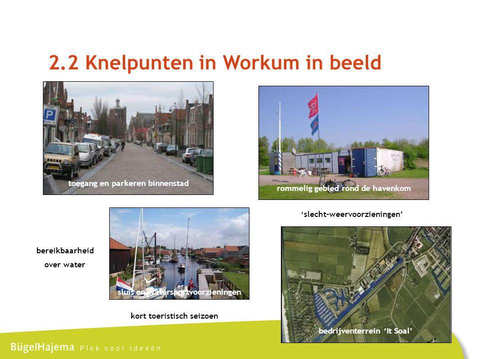 toegang en parkeren binnenstad rommelig gebied rond de havenkom