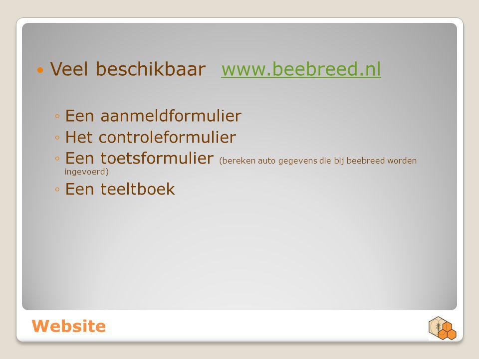 Veel beschikbaar www.beebreed.nl