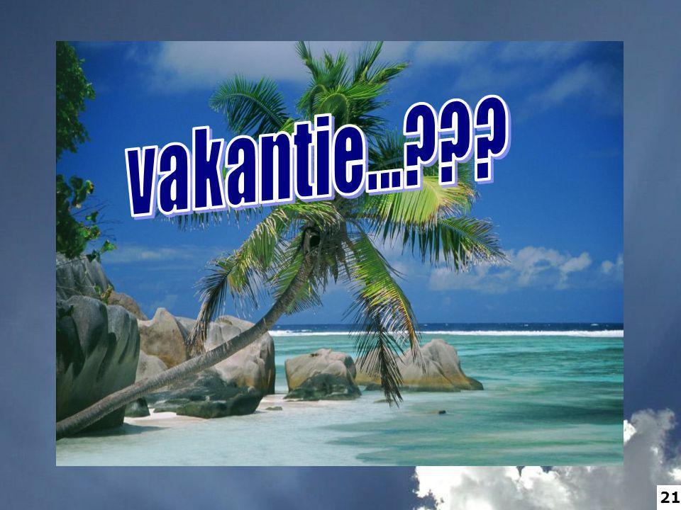 vakantie... 21