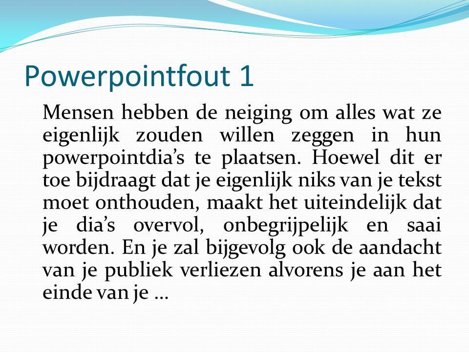 Powerpointfout 1