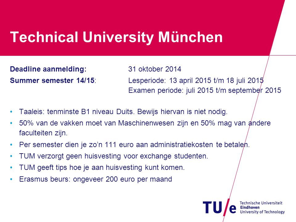 Technical University München