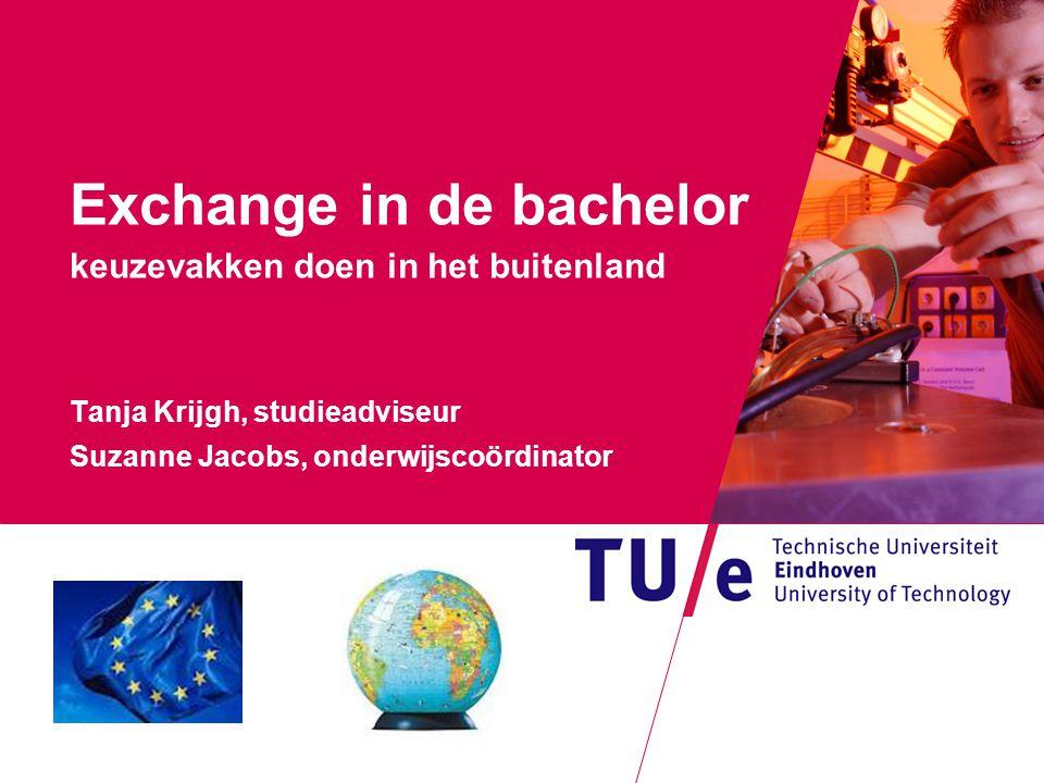 Exchange in de bachelor keuzevakken doen in het buitenland