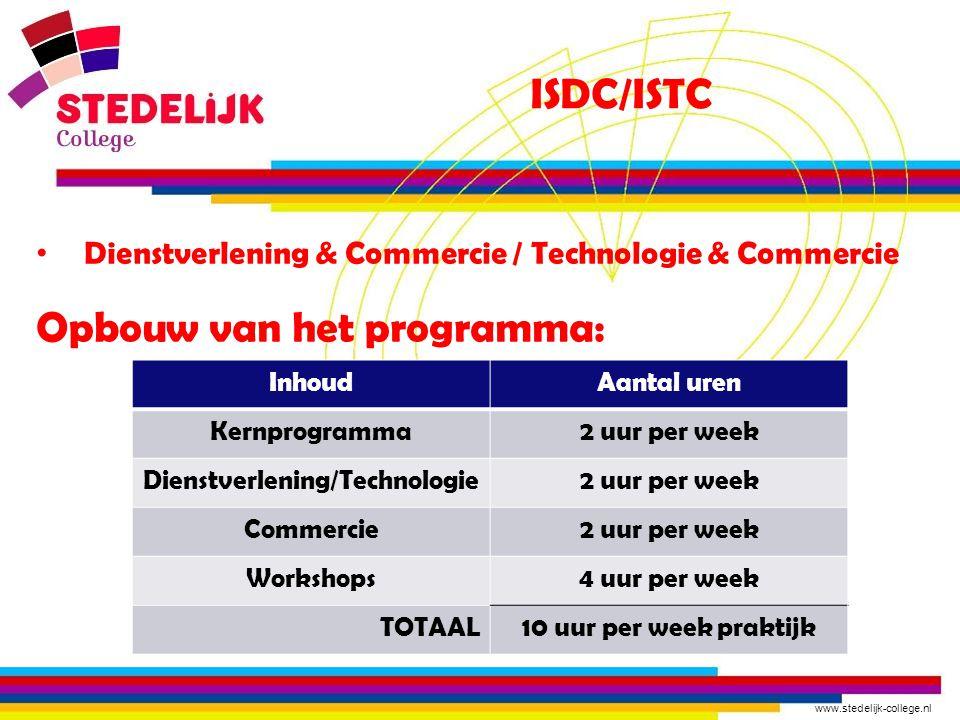 Dienstverlening/Technologie