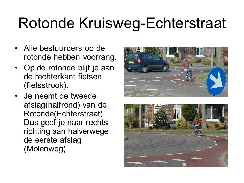 Rotonde Kruisweg-Echterstraat