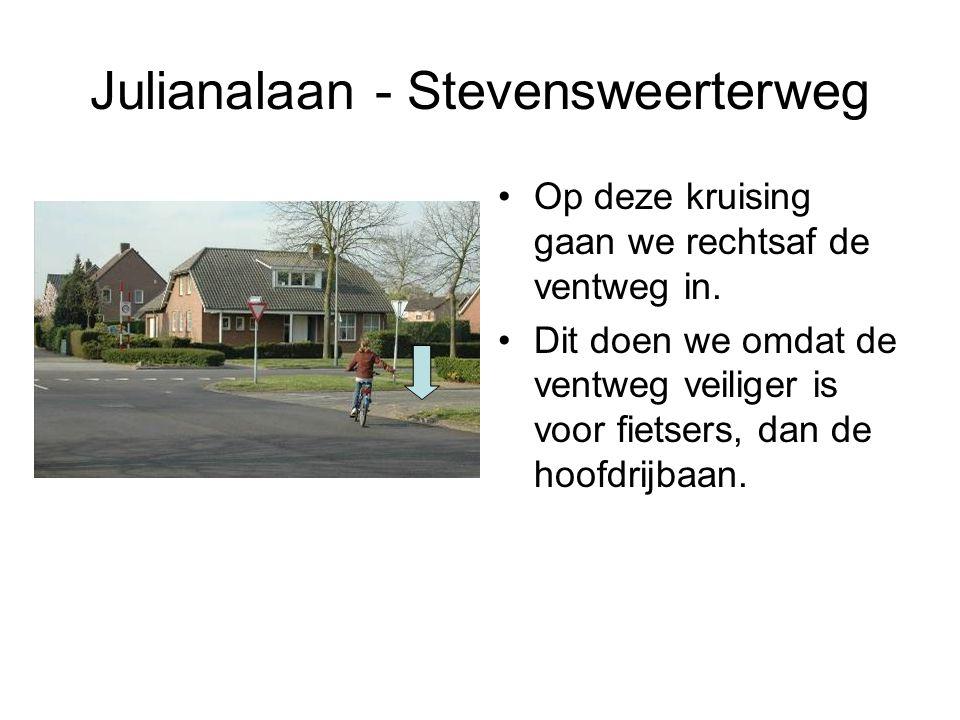 Julianalaan - Stevensweerterweg