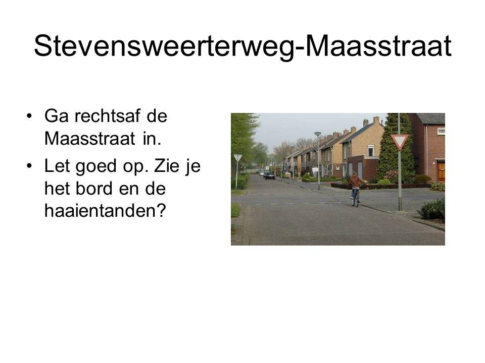 Stevensweerterweg-Maasstraat