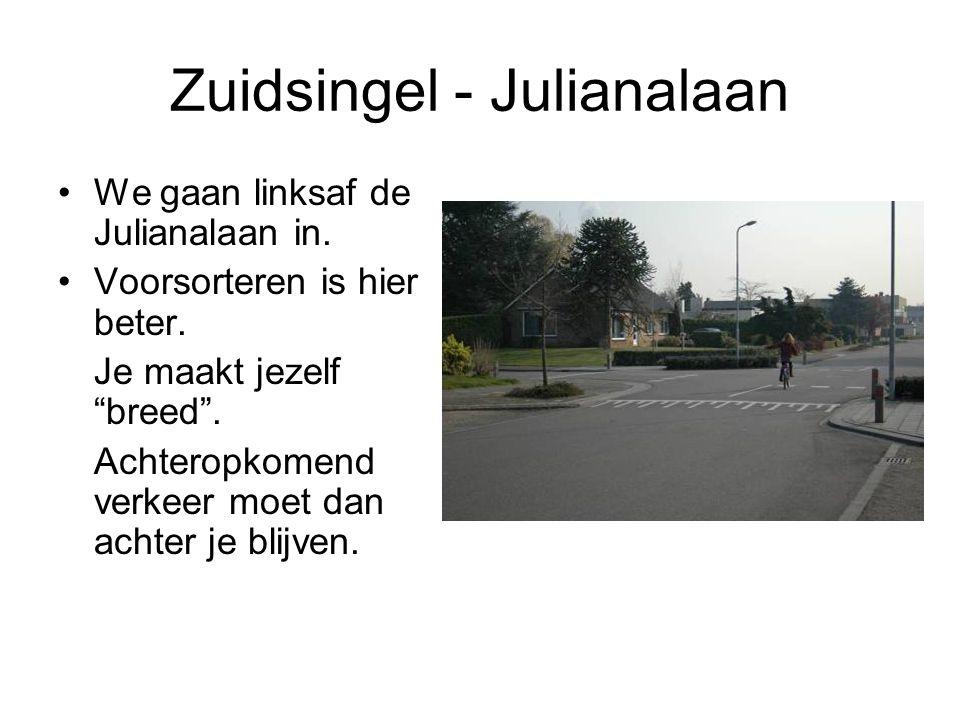 Zuidsingel - Julianalaan