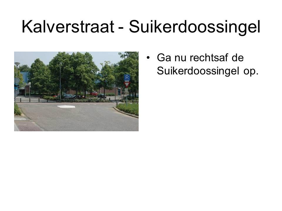 Kalverstraat - Suikerdoossingel