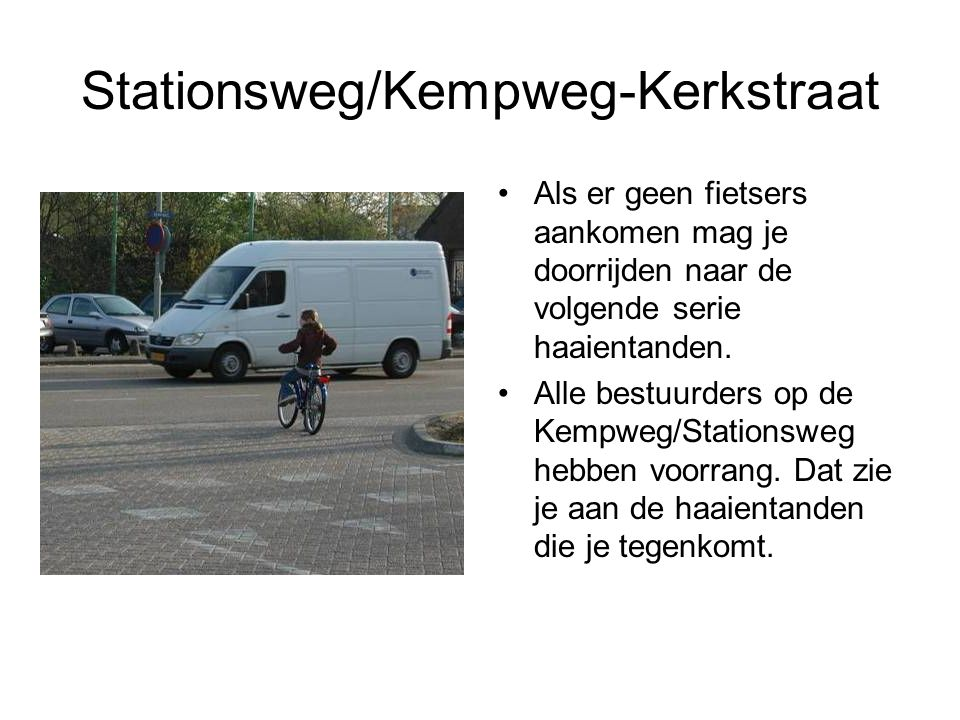 Stationsweg/Kempweg-Kerkstraat
