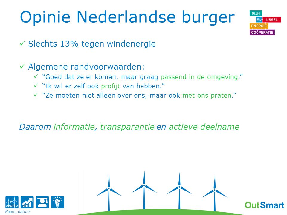 Opinie Nederlandse burger