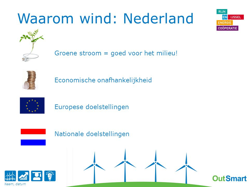 Waarom wind: Nederland