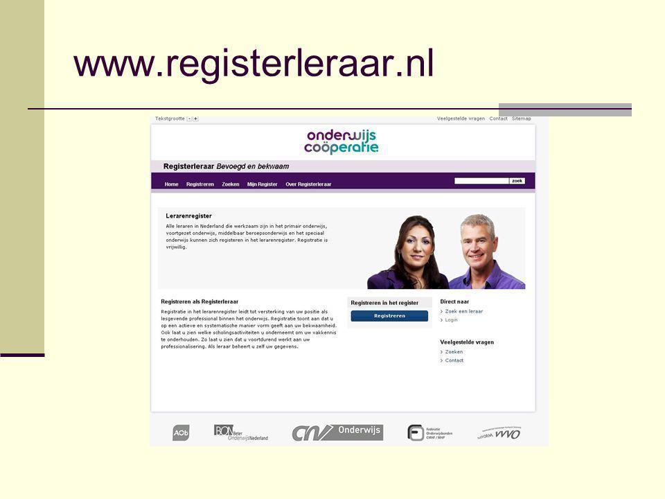 www.registerleraar.nl
