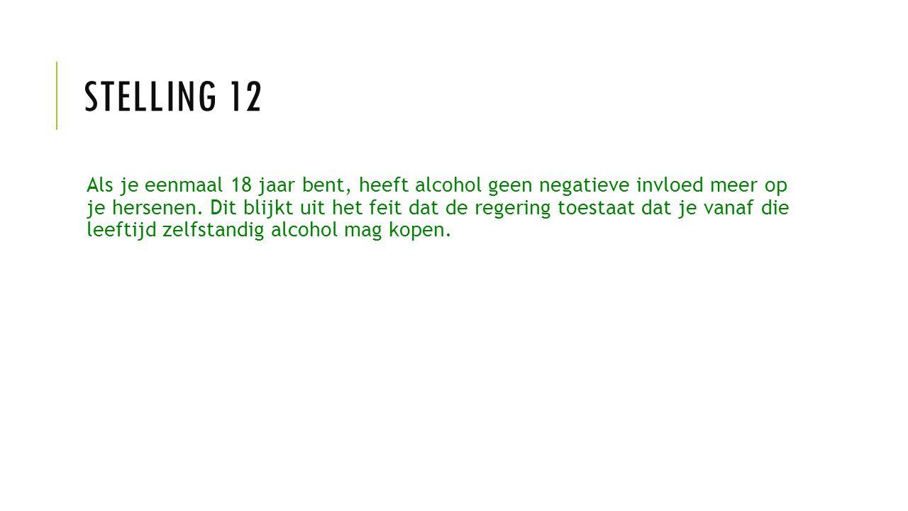 Stelling 12