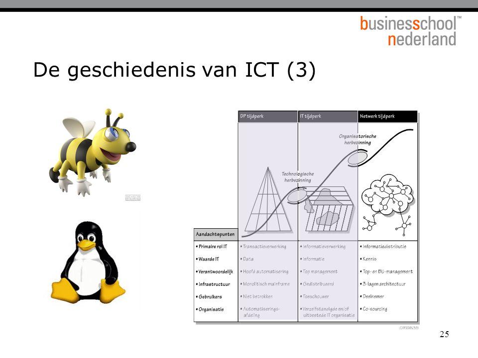 De geschiedenis van ICT (3)