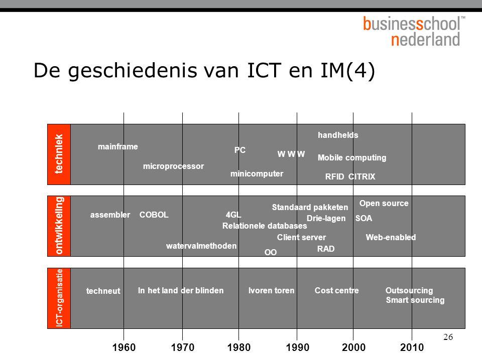 De geschiedenis van ICT en IM(4)