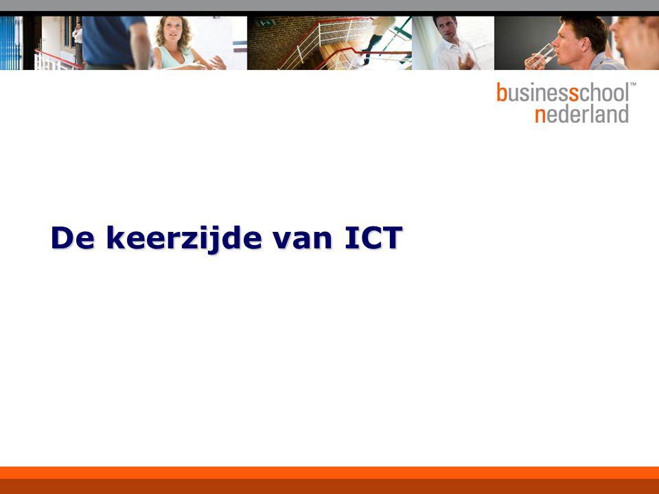 De keerzijde van ICT