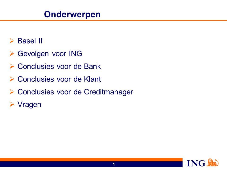 Basel II - wat is het