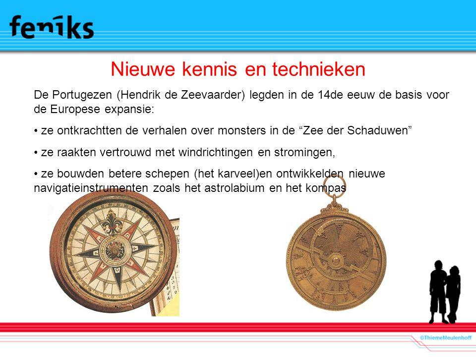 Nieuwe kennis en technieken
