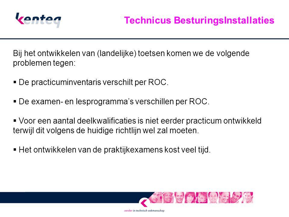 Technicus BesturingsInstallaties