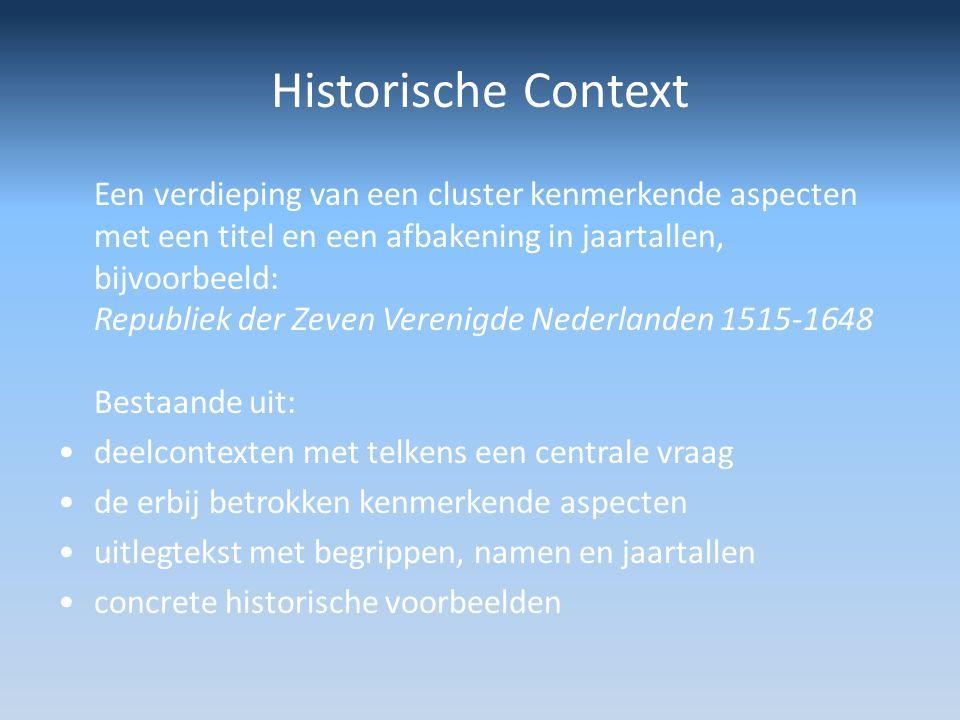 Historische Context