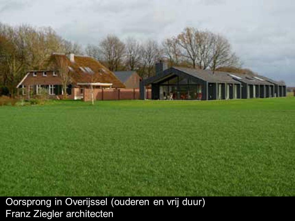 Oorsprong in Overijssel (ouderen en vrij duur)