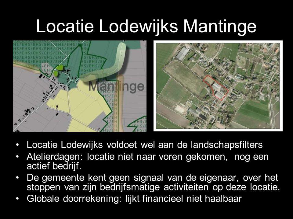 Locatie Lodewijks Mantinge
