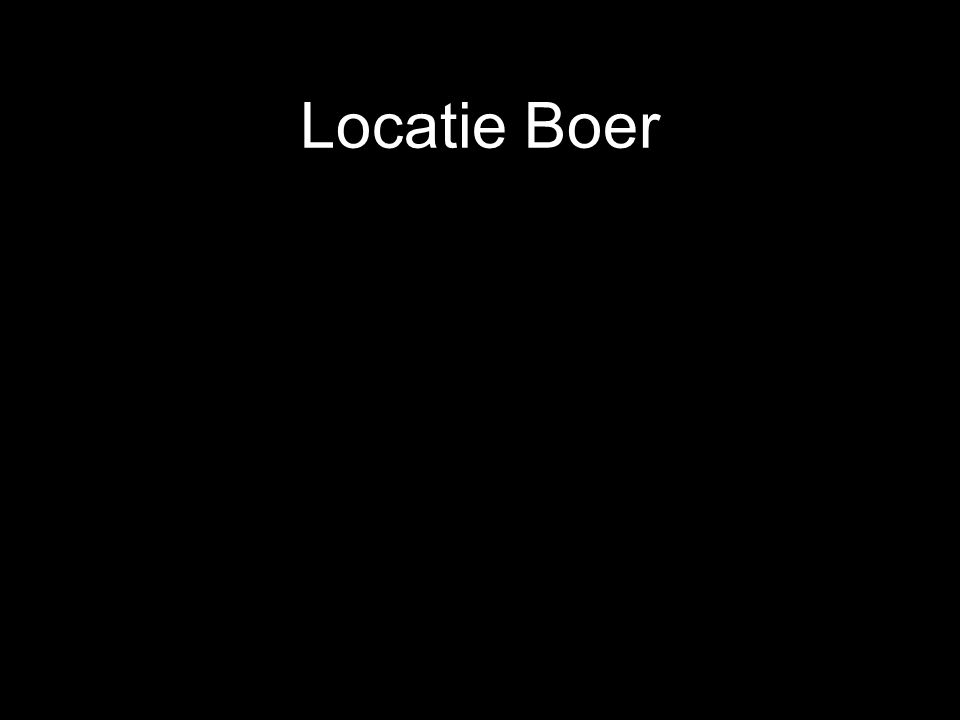 Locatie Boer